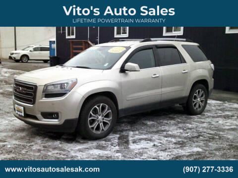 2013 GMC Acadia for sale at Vito's Auto Sales in Anchorage AK