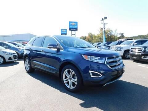 2017 Ford Edge for sale at Radley Cadillac in Fredericksburg VA