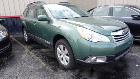 2012 Subaru Outback for sale at ARP in Waukesha WI