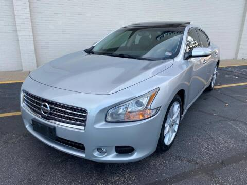 2010 Nissan Maxima for sale at Carland Auto Sales INC. in Portsmouth VA