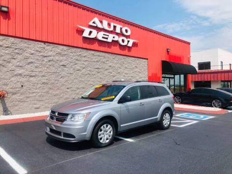 2016 Dodge Journey for sale at Auto Depot of Madison in Madison TN