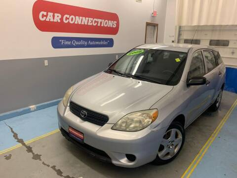 2006 Toyota Matrix for sale at CAR CONNECTIONS in Somerset MA