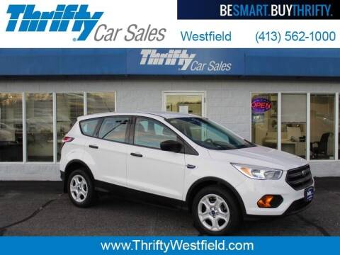 2017 Ford Escape for sale at Thrifty Car Sales Westfield in Westfield MA