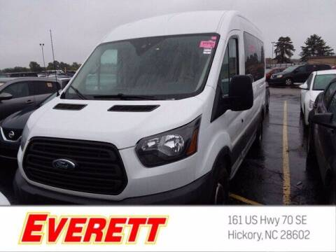 2017 Ford Transit Passenger for sale at Everett Chevrolet Buick GMC in Hickory NC