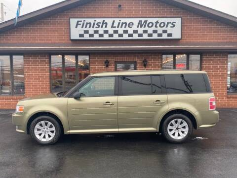 2012 Ford Flex for sale at FINISHLINE MOTORS in Canton OH