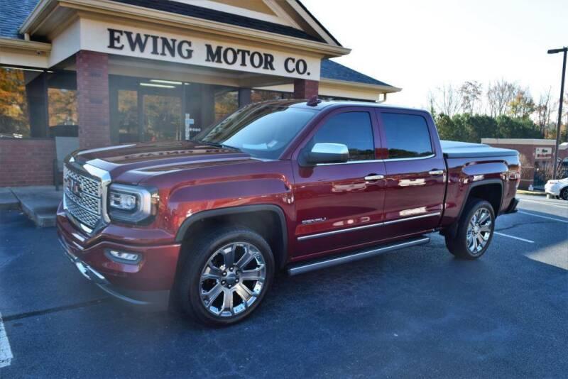 2017 GMC Sierra 1500 for sale at Ewing Motor Company in Buford GA
