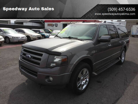 2010 Ford Expedition EL for sale at Speedway Auto Sales in Yakima WA