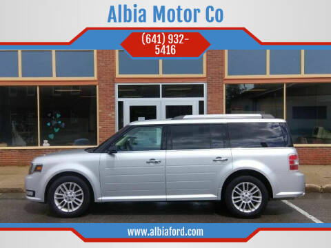 2019 Ford Flex for sale at Albia Motor Co in Albia IA