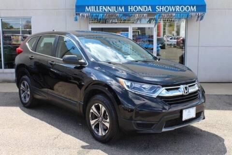 2018 Honda CR-V for sale at MILLENNIUM HONDA in Hempstead NY