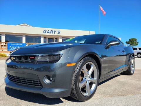 2014 Chevrolet Camaro for sale at Gary's Auto Sales in Sneads Ferry NC