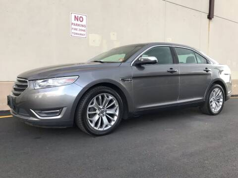 2013 Ford Taurus for sale at International Auto Sales in Hasbrouck Heights NJ