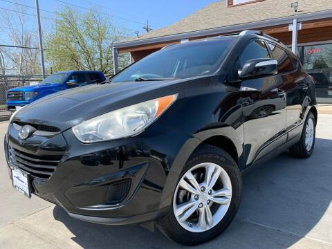 2012 Hyundai Tucson for sale at Global Automotive Imports in Denver CO