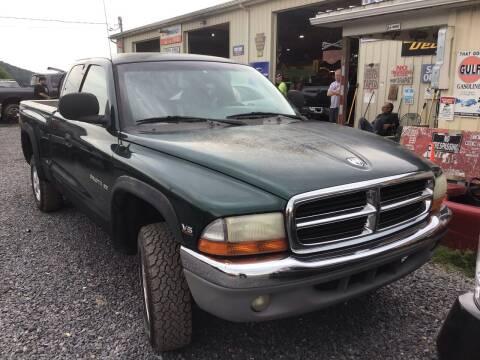 1999 Dodge Dakota for sale at Troys Auto Sales in Dornsife PA
