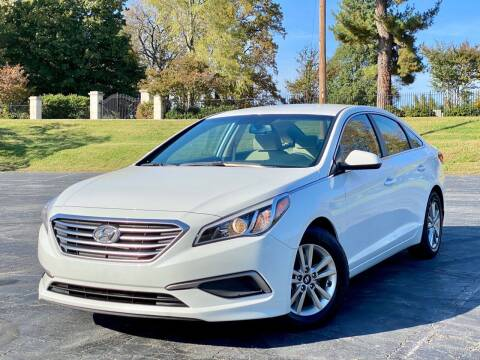 2017 Hyundai Sonata for sale at Sebar Inc. in Greensboro NC