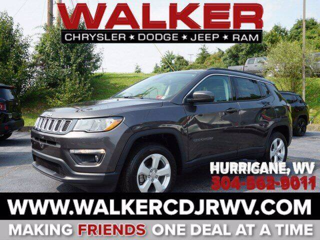 2021 Jeep Compass for sale in Hurricane, WV
