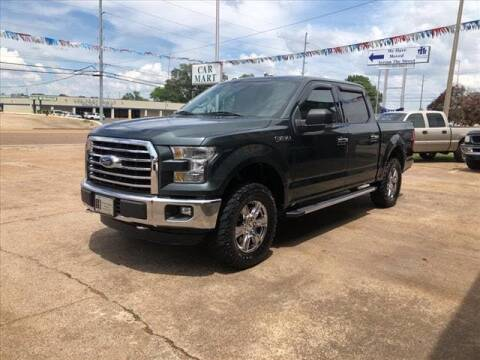 2015 Ford F-150 for sale at Herman Jenkins Used Cars in Union City TN