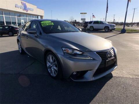 2015 Lexus IS 250 for sale at Show Me Auto Mall in Harrisonville MO