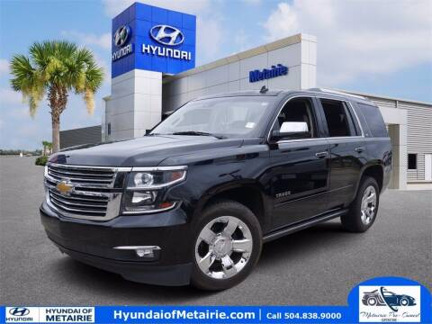 2015 Chevrolet Tahoe for sale at Metairie Preowned Superstore in Metairie LA