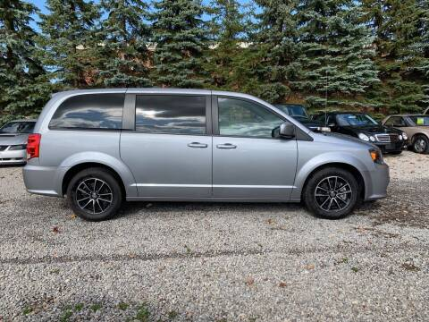 2019 Dodge Grand Caravan for sale at Renaissance Auto Network in Warrensville Heights OH