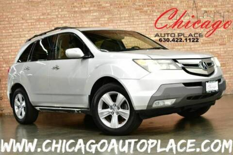 2007 Acura MDX for sale at Chicago Auto Place in Bensenville IL