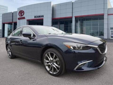 2017 Mazda MAZDA6 for sale at BEAMAN TOYOTA in Nashville TN