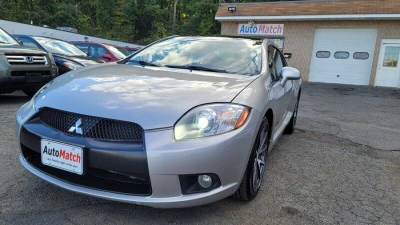 2012 Mitsubishi Eclipse for sale at Auto Match in Waterbury CT