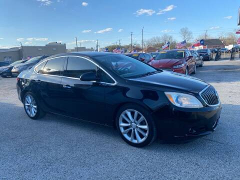 2012 Buick Verano for sale at Mario Motors in South Houston TX