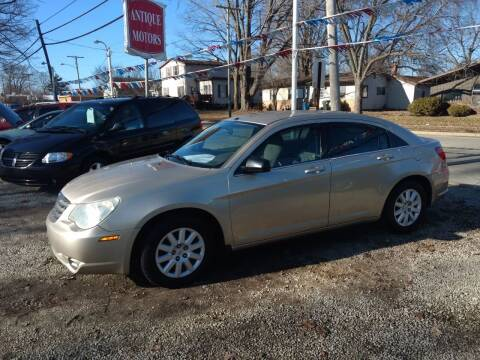 2007 Chrysler Sebring for sale at Antique Motors in Plymouth IN