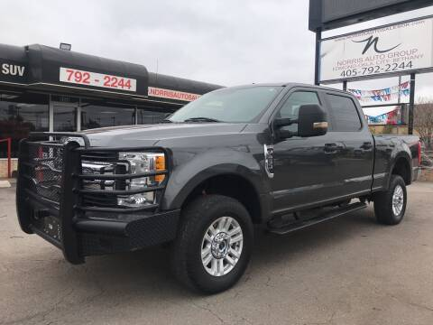 2017 Ford F-250 Super Duty for sale at NORRIS AUTO SALES in Oklahoma City OK