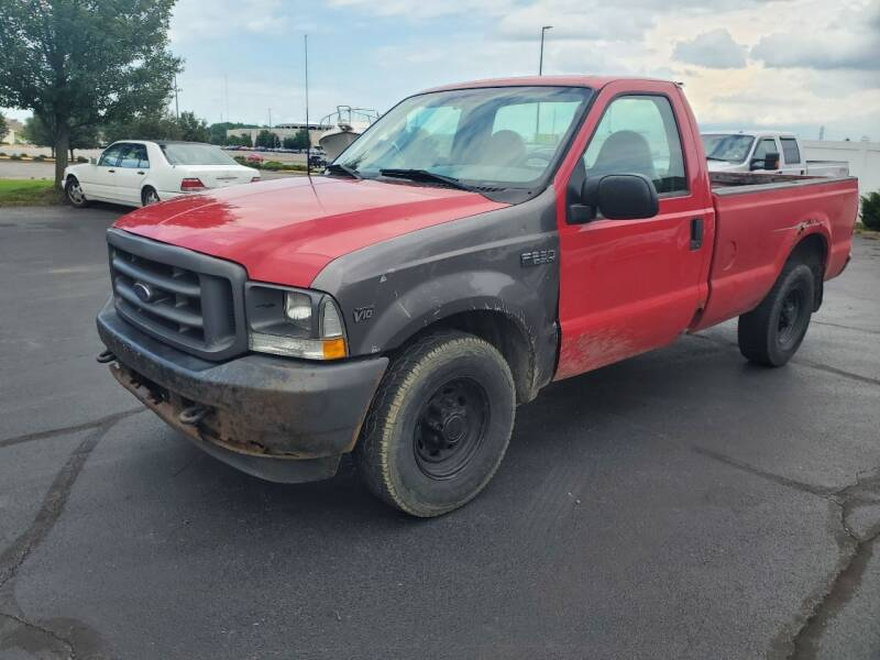 2003 Ford F-250 Super Duty for sale at Boardman Auto Exchange in Youngstown OH