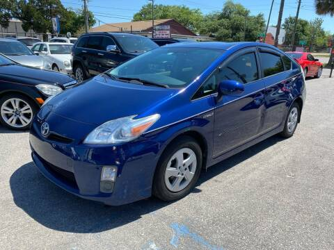 2011 Toyota Prius for sale at CHECK  AUTO INC. in Tampa FL