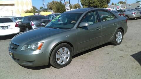 2008 Hyundai Sonata for sale at Larry's Auto Sales Inc. in Fresno CA