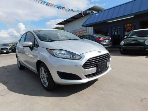 2017 Ford Fiesta for sale at AMD AUTO in San Antonio TX
