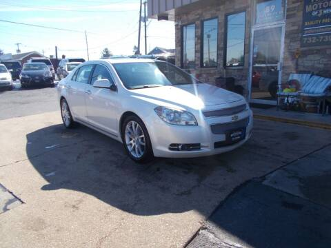 2011 Chevrolet Malibu for sale at Preferred Motor Cars of New Jersey in Keyport NJ