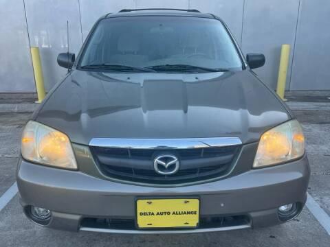 2002 Mazda Tribute for sale at Delta Auto Alliance in Houston TX