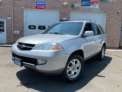 2002 Acura MDX for sale at West Haven Auto Sales in West Haven CT