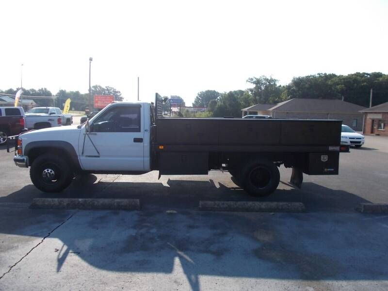 1999 Chevrolet C/K 3500 Series for sale at West TN Automotive in Dresden TN