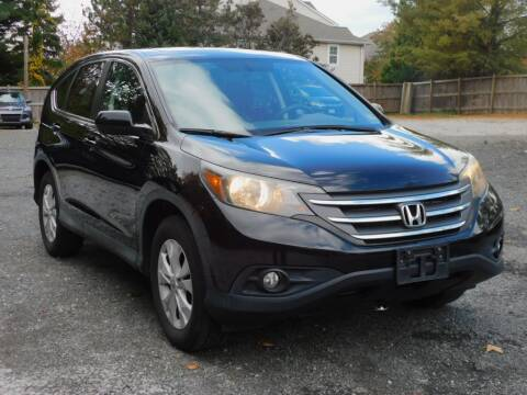 2014 Honda CR-V for sale at Prize Auto in Alexandria VA