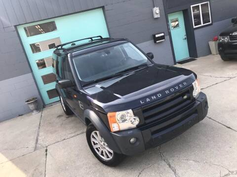 2007 Land Rover LR3 for sale at Enthusiast Autohaus in Sheridan IN