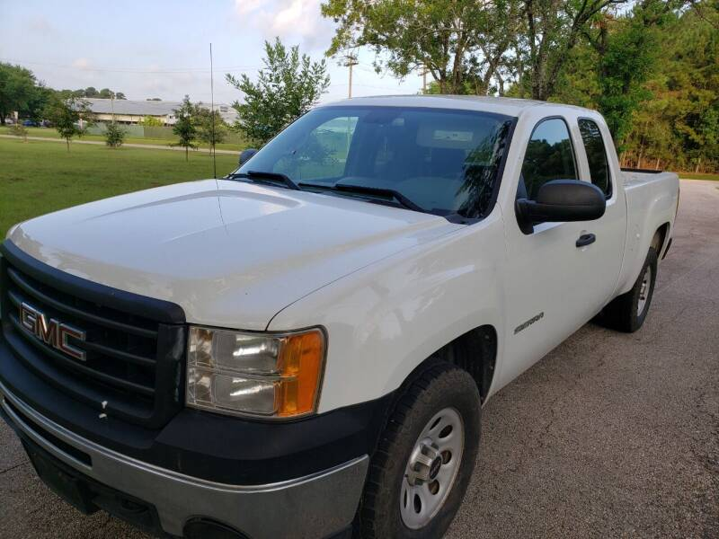 2012 GMC Sierra 1500 for sale at ATCO Trading Company in Houston TX
