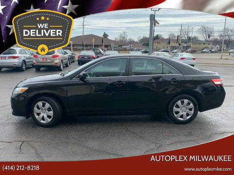 2010 Toyota Camry for sale at Autoplex 3 in Milwaukee WI