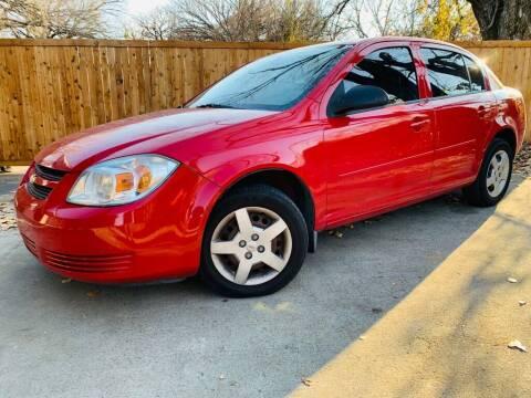2007 Chevrolet Cobalt for sale at DFW Auto Provider in Haltom City TX