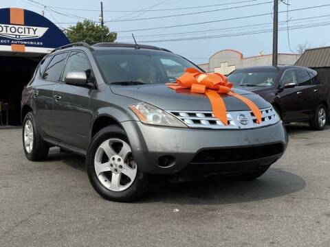 2005 Nissan Murano for sale at OTOCITY in Totowa NJ