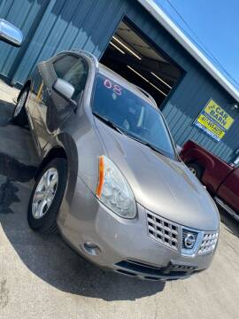 2008 Nissan Rogue for sale at Car Barn of Springfield in Springfield MO
