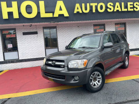 2006 Toyota Sequoia for sale at HOLA AUTO SALES CHAMBLEE- BUY HERE PAY HERE - in Atlanta GA