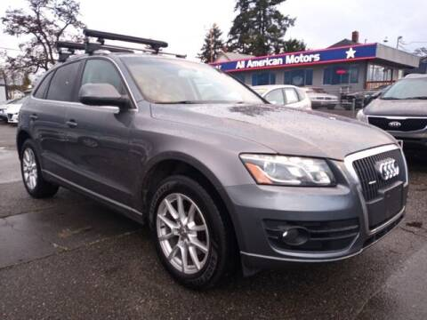 2012 Audi Q5 for sale at All American Motors in Tacoma WA