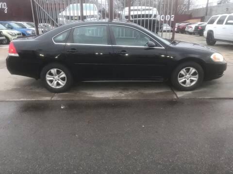 2013 Chevrolet Impala for sale at MTA Auto in Detroit MI