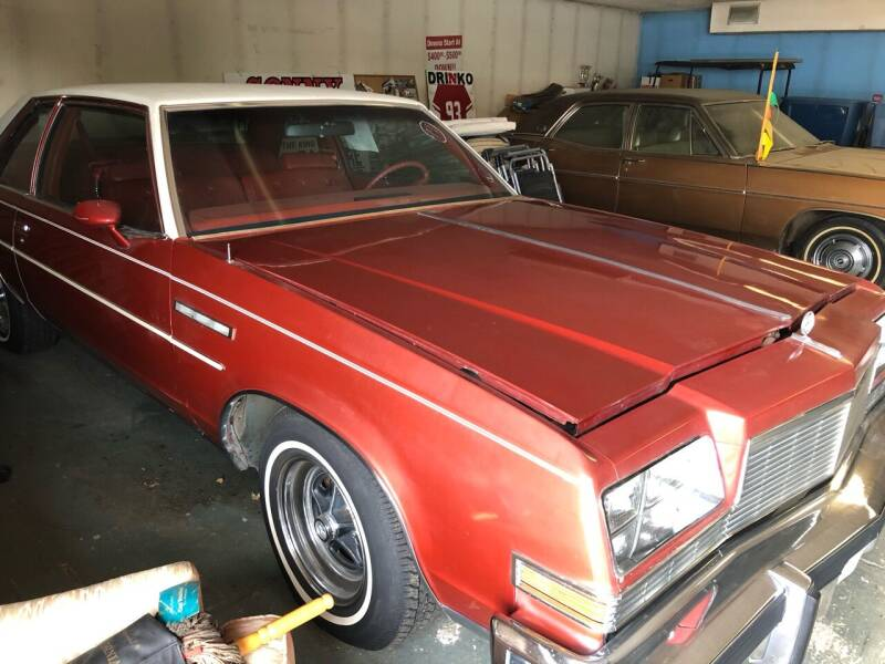 1977 Buick LeSabre for sale at Sonny Gerber Auto Sales in Omaha NE