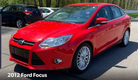 2012 Ford Focus for sale at Settle Auto Sales TAYLOR ST. in Fort Wayne IN