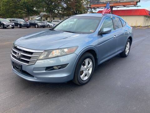 2010 Honda Accord Crosstour for sale at EXPRESS AUTO SALES in Midlothian VA